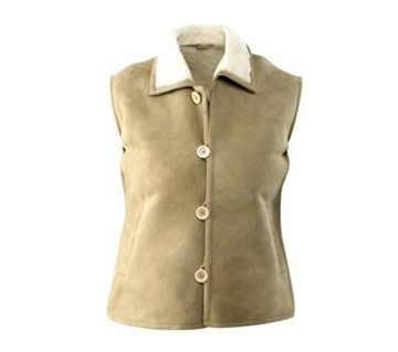 Picture of Classic Sheepskin Vest VT-301