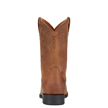 ARIAT MNS HERITAGE ROPER FRONT