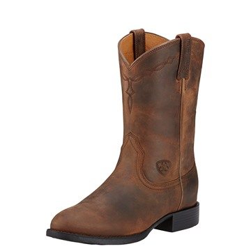 ARIAT WMS HERITAGE ROPER FRONT