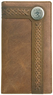 Picture of Ariat Rodeo Wallet - Chestnut