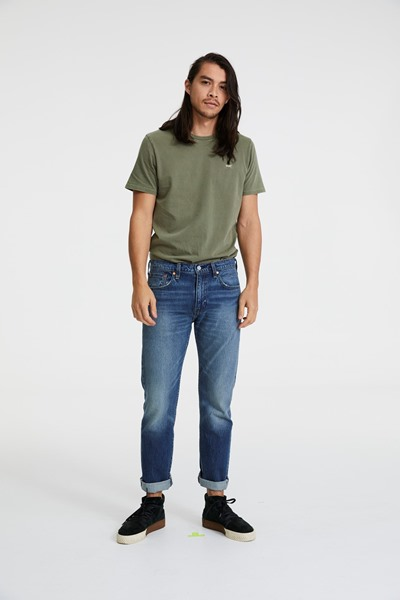 Picture of Levi's 514™ STRAIGHT FIT JEANS - Fade Blue