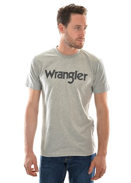 Picture of Wrangler Mens Logo Tee