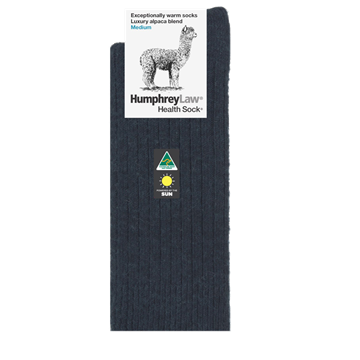 Picture of Humphrey Law - Alpaca Wool Blend Health Sock
