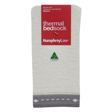 Picture of Humphrey Law - Super Soft Thermal Bed Sock