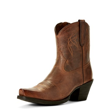 Picture of Ariat Women's Lovely Sassy Brown