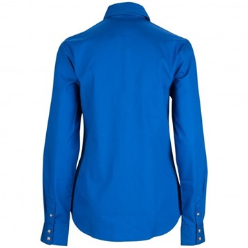 Picture of Burke & Wills Women's Collins Shirt Royal Blue